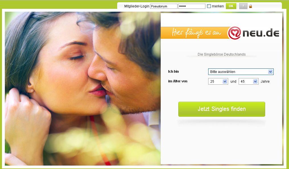 Single partnerborse kostenlos