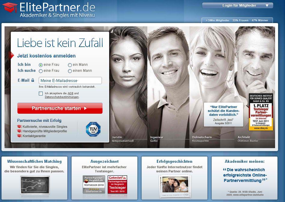 Partnerbörse kostenlos