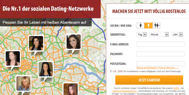 Casual Dating Berlin