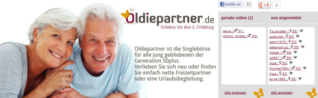 singlebörse über 50 Flensburg