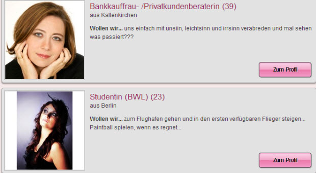 Single Frau kennenlernen