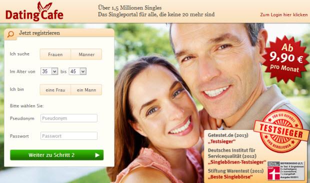 Dating kostenlos online