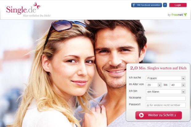 singles online kennenlernen