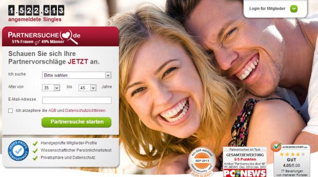 Partnersuche im Netz: Datingportale in der Charmeoffensive ...