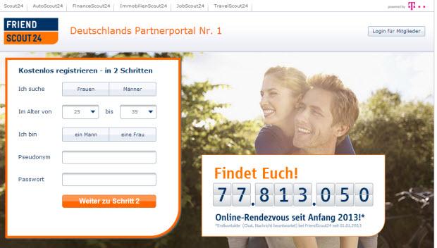 Partnersuche online für frauen kostenlos