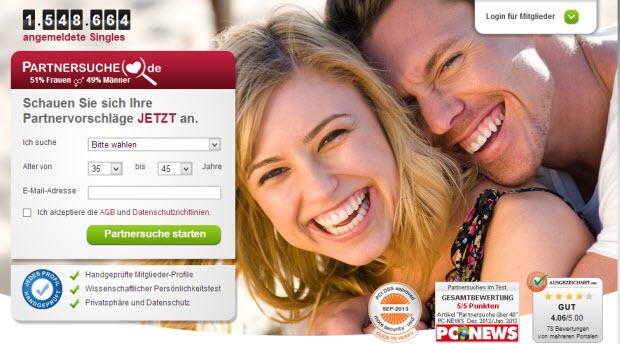 Kompromisse eingehen bei der Partner- und Singlesuche online